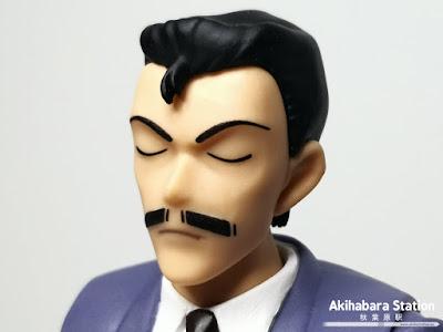 Figuras: Review deL S.H.Figuarts Kogoro Mouri de Detective Conan - Tamashii Nations