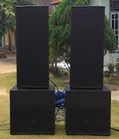Penempatan Speaker System