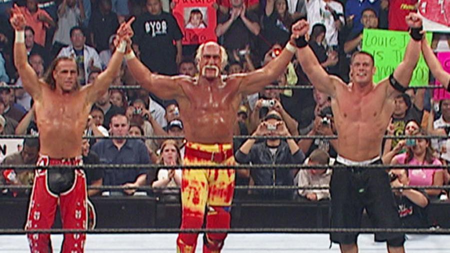 EOTR Match Of The Week: Shawn Michaels vs Hulk Hogan