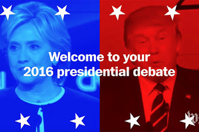 politics online polls declare trump debate winner despite media consensus clinton