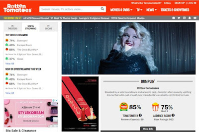 Dumplin, Ratu Kecantikan Netflix