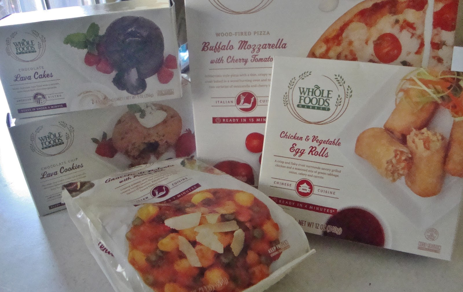 Food Floozie: New Treats from Whole Foods Market
