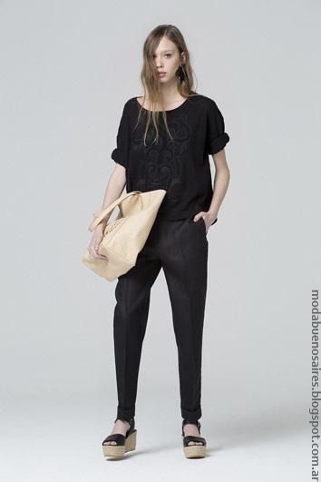 Blusas primavera verano 2017 moda mujer verano 2017.