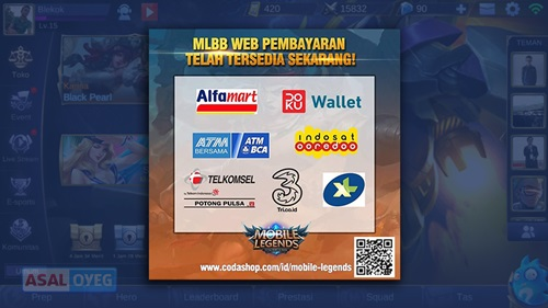 Cara Top Up Beli Diamond Mobile Legends Di Alfamart Mengulas Tips