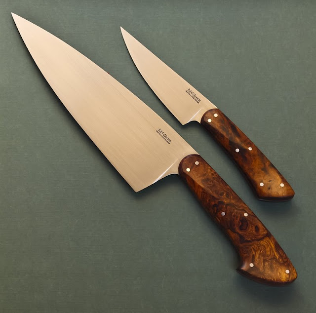 kitchen knife designs guinea hog forge kitchen set in desert ironwood 2106