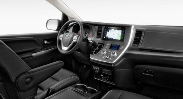 2018 Toyota Sienna Hybrid Specs