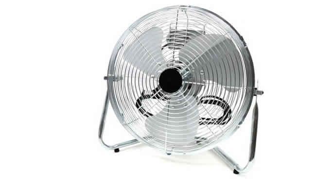 Evitando o uso de ventiladores