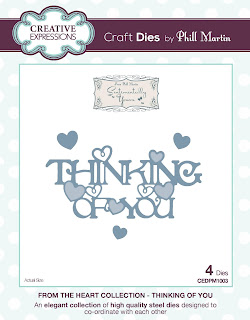 CEDPM1003 - From the Heart Collection Thinking Of You Die