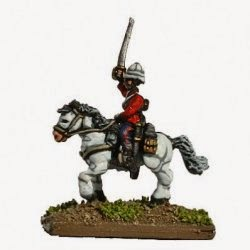 SUL20 Cavalry with Sabre.