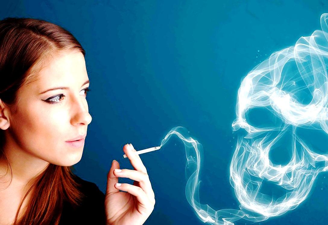 Коронавирус опасен для курящих