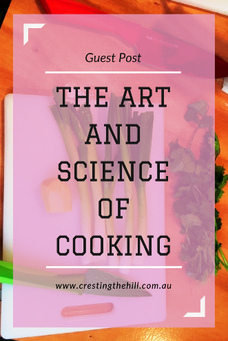 There is an art and a science to cooking - and ways to make it easy to cook well in Midlife