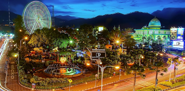Tempat Wisata Terfavorit di Kota Batu Wisata Alun-Alun