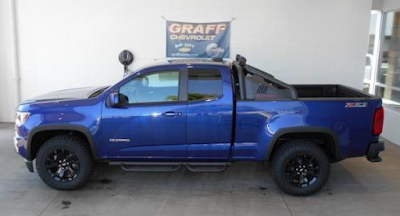 Chevrolet Colorado Trail Boss Special Editions at Graff Bay City
