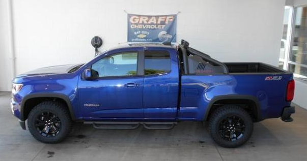 Graff Chevy >> Hank Graff Chevrolet - Bay City: Chevrolet Colorado Trail Boss Special Editions at Graff Bay City