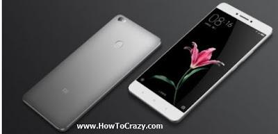 """Xiaomi Mi Max Launched With MIUI 8, 6.44"""" Display, Fingerprint Sensor"""