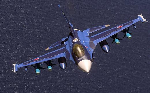 F-2A Viper Zero MOD
