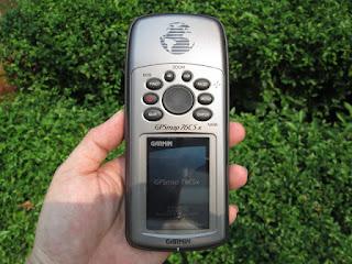 GPS Garmin GPSmap 76CSx Seken
