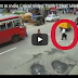 Shocking Bus Accident Woman Killed in India