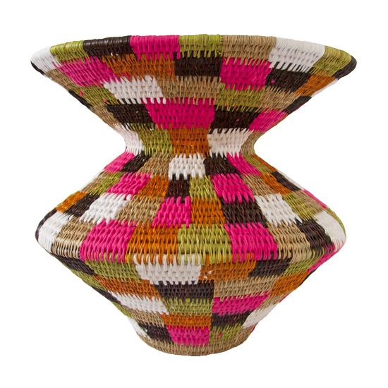 Safari Fusion blog | Swazi baskets, vessels + urns | Swazi Vessel by Safari Fusion www.safarifusion.com.au