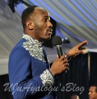 "Apostle Suleiman's father gives him ""final warning"" over Buhari"
