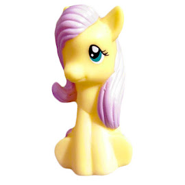 MLP Bathub Finger Puppet Fluttershy Figure by MZB Accessories