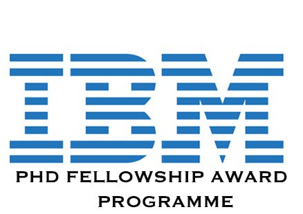 The IBM PhD Fellowship Program Worldwide 2019