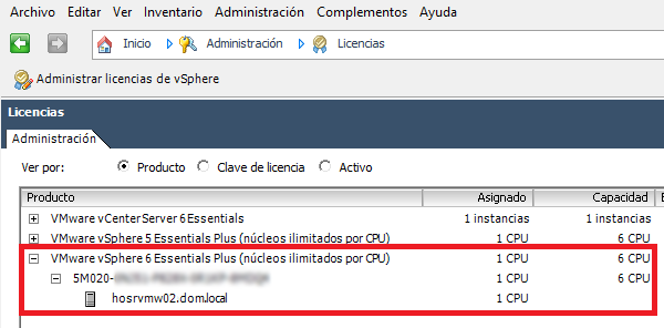 VMware Sphere ESXi 6.0