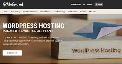 Top 6 nhà cung cấp WordPress Hosting nước ngoài nên dùng