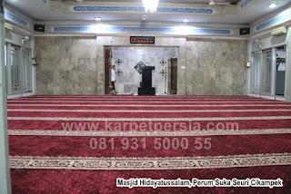 Karpet masjid minimalis, Pusat karpet masjid terlengkap, Karpet Persia