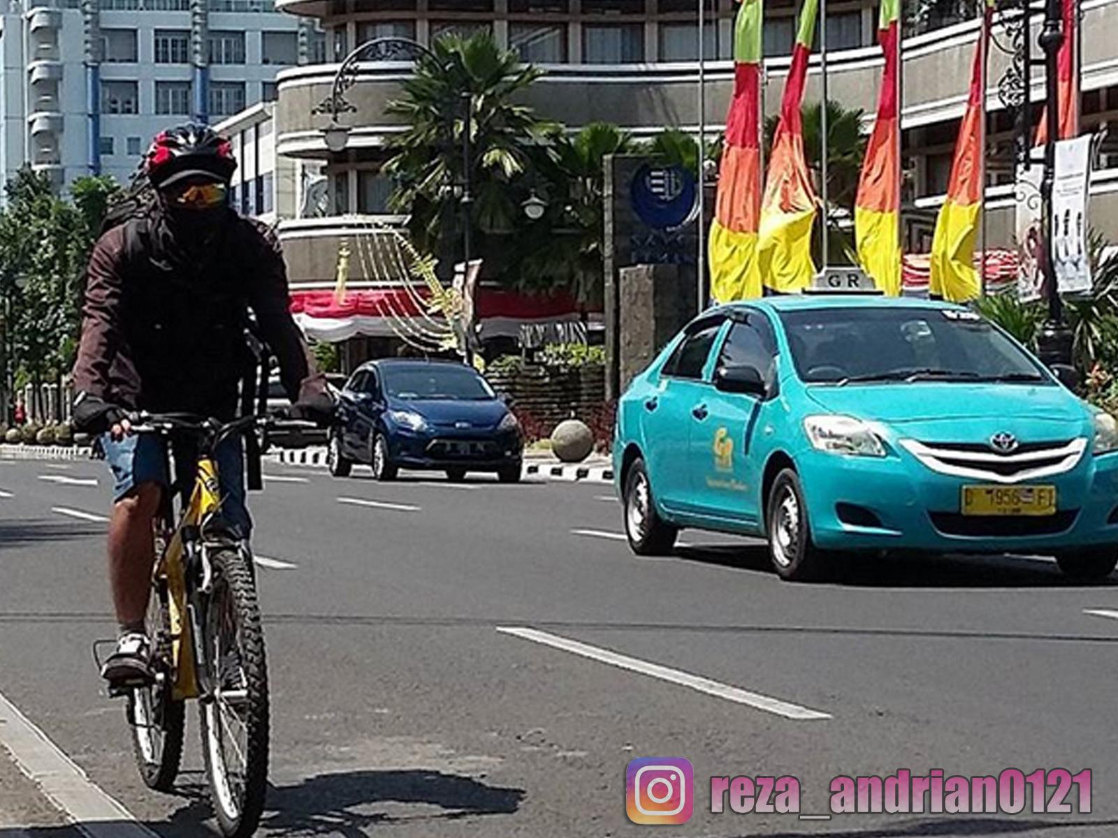 Wisata Sepeda Bandung