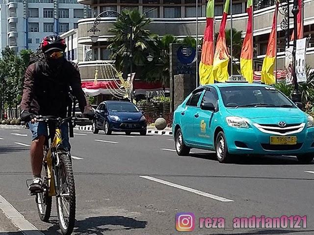 Bandung Kembangkan Program Wisata Sepeda