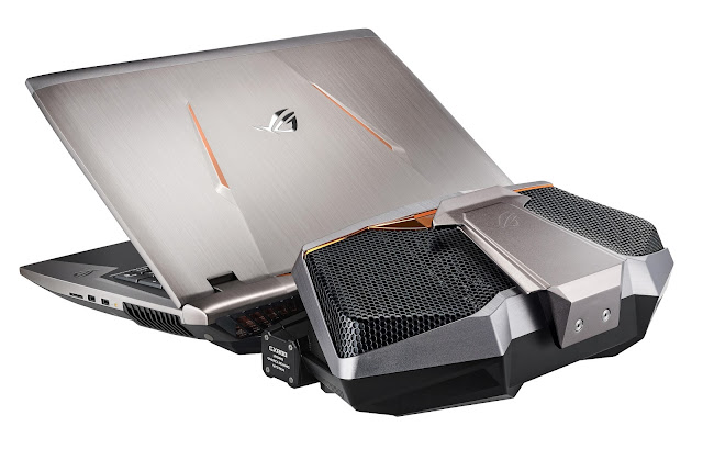 @ASUS_za Republic of Gamers #ROG Launched GX800 #GamingLaptop