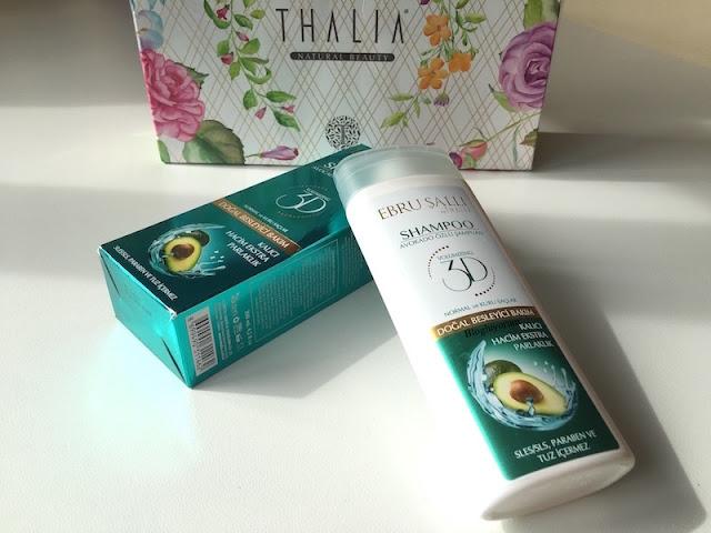 ebru şallı by thalia 3d avokado özlü şampuan incelemesi