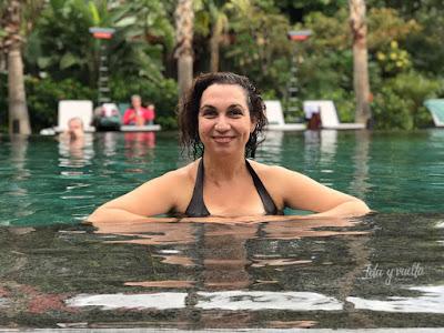 Piscina Zen Asia Gardens Hotel