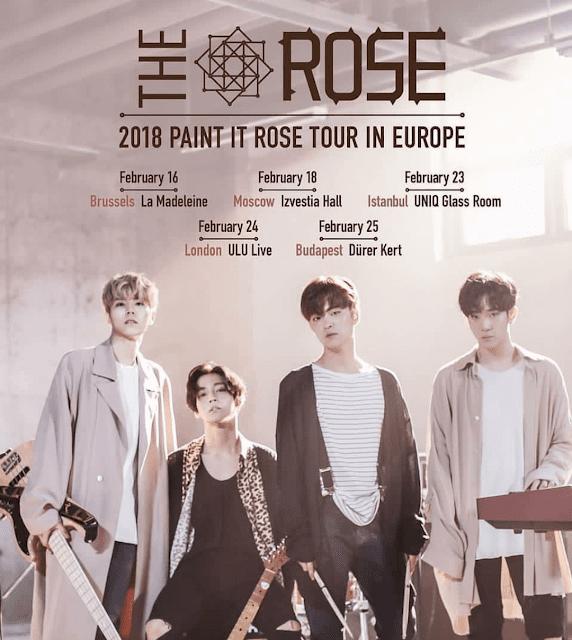 The Rose İstanbul Konseri