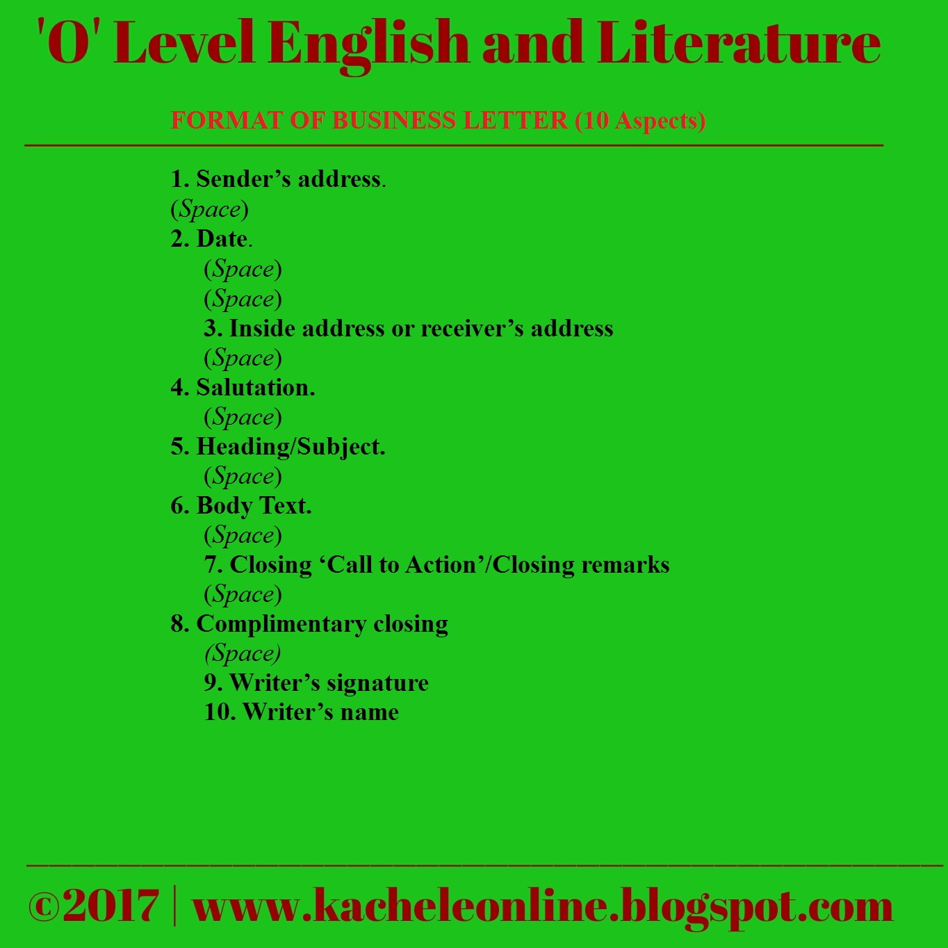 O level english blog good notes for teaching writing business good notes for teaching writing business transaction letters in form three spiritdancerdesigns Images