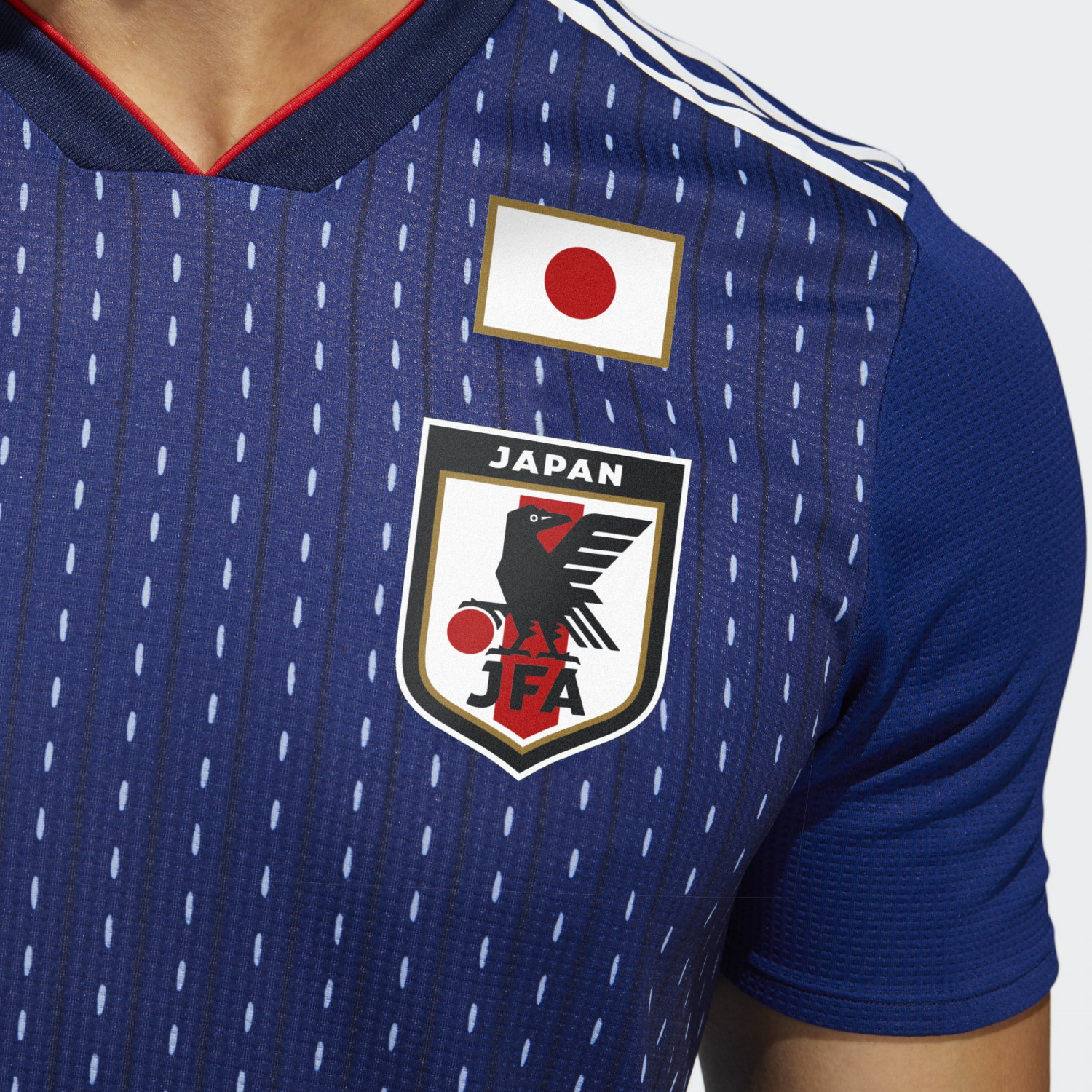 premium selection b9de5 0b410 Call off the search - Japan's new retro away kit is the ...