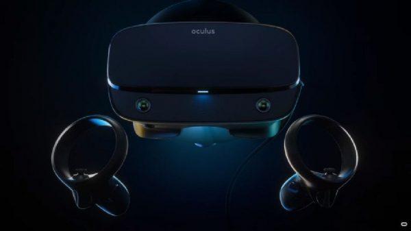 أوكولوس تكشف عن خوذتها الجديدة Oculus Rift S