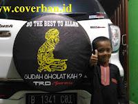 Jual Cover Ban Serep Rush Terios Custom