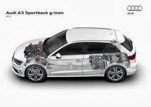 Mobil Audi A3 Sportback g-tron