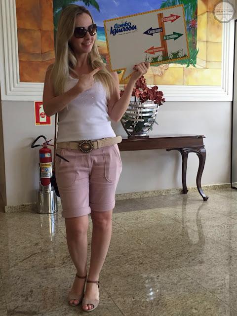 foz do iguaçu hotel tarobá e combo iguassu