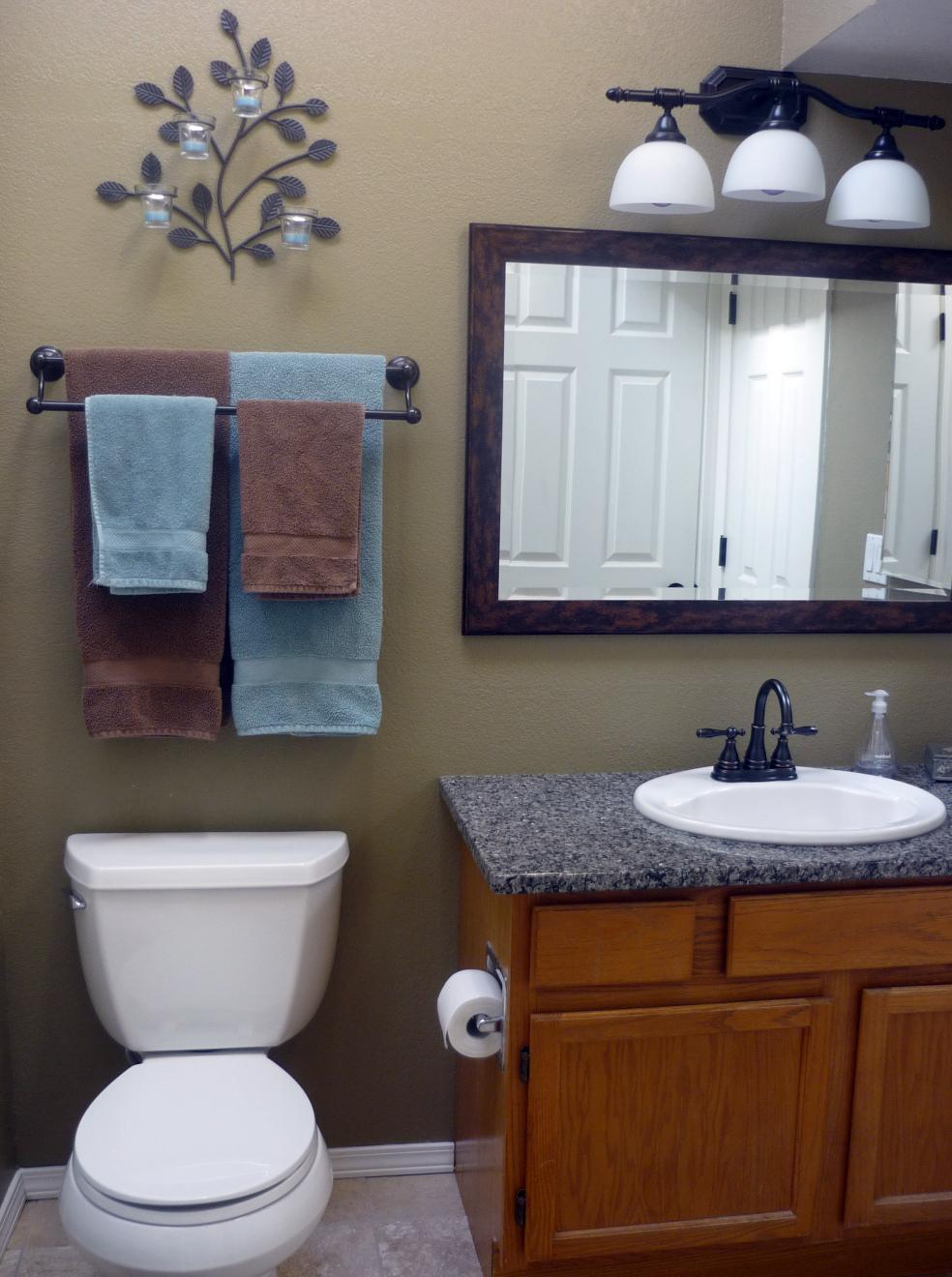 Superieur Bathroom Redo