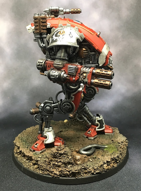 House Taranis Armiger Warglaive right