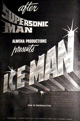 Supersonic Man, J. P. Simon, Juan Piquer Simón, Cameron Mitchell. Michael Coby