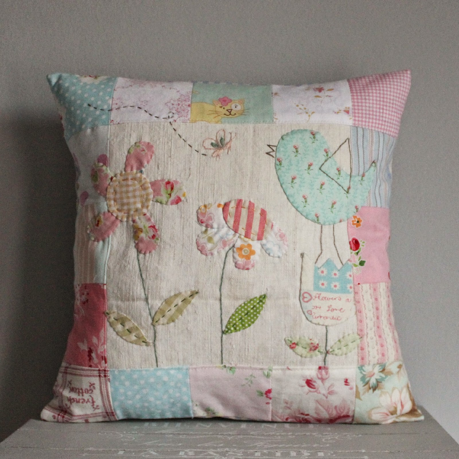 Roxy Creations Love Making Pillows