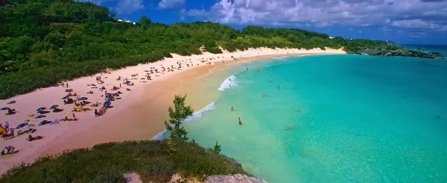 Honoring The Islands Stunning Pink Sand Beaches