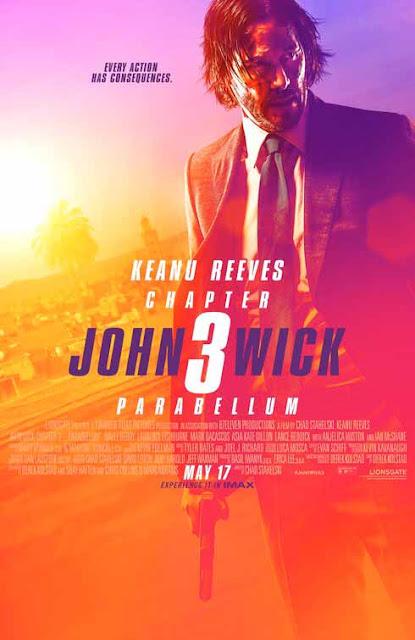 فيلم  John Wick 3: Parabellum أقوى وأفضل أفلام 2019 المنتظرة بشدة
