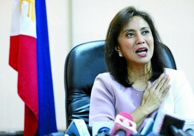 Robredo 'Playing Good Girl' To International Donors According To Duterte And Binay Allies!