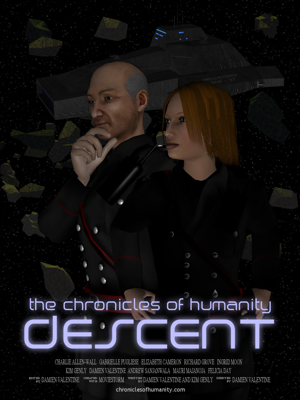 86f062eab84 Chronicles of Humanity  Descent and Friday teasers