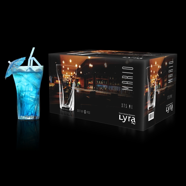 """M/s Excel Housewares Pvt. Ltd. Launches """"LYRA GLASSWARE"""" & """"LYRA FOOD SERVICE"""" IN Chennai"""